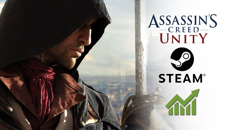 assassins creed unity steam review bomb ubisoft notre dame
