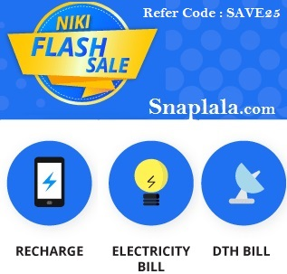 niki promo code, cashback offer, niki amazon offer, niki phone pe offer, payzapp offer, niki paypal offer,niki dth offer, miki prepaid offer, niki recharge offer, niki bus offer