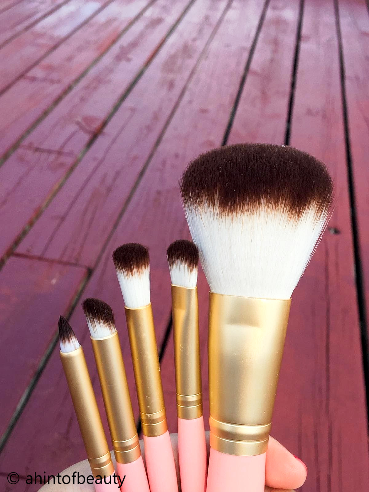 too faced brush set. too faced teddy bear hair brush set