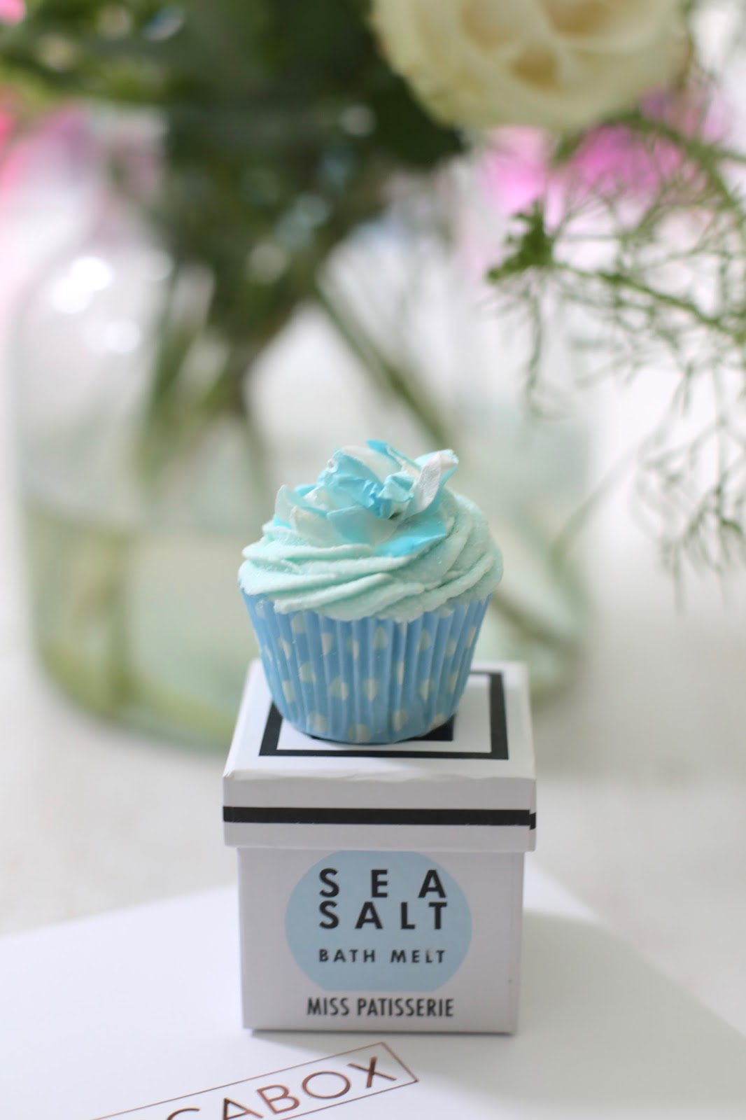 sea salt bath melt miss patisserie