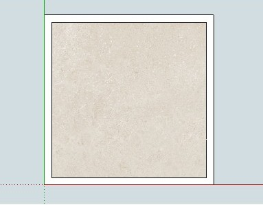 Formation sketchup parler en 3d combiner des textures for Carrelage 3 dimensions