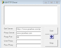 Source Code Delphi 7 Proxy Server