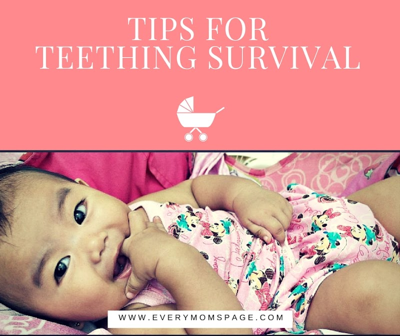 Tips for Teething Survival