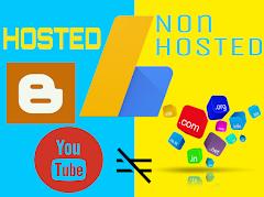 Apa Perbedaan Akun Google AdSense Hosted dan Non Hosted