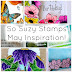 So Suzy Stamps May Design Team Inspiration!