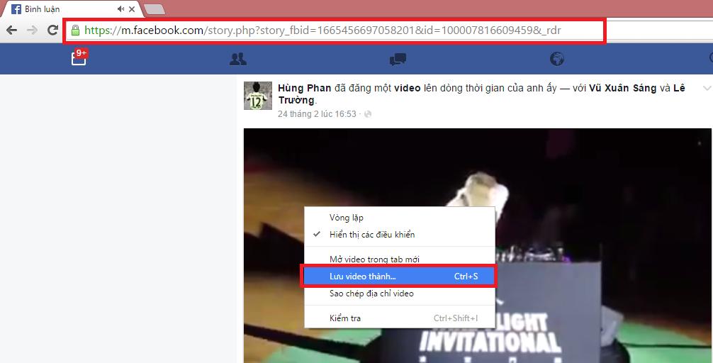 Cách tải video trên Facebook về máy tính nhanh và đơn giản nhất
