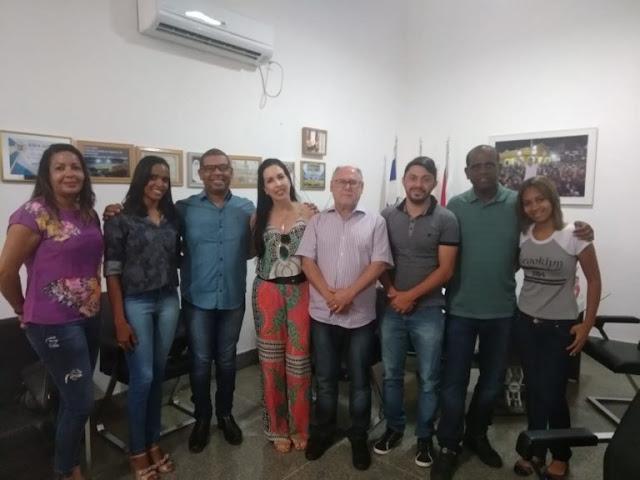 Prefeitura dá posse a novos servidores da SESAU e da SEMAS