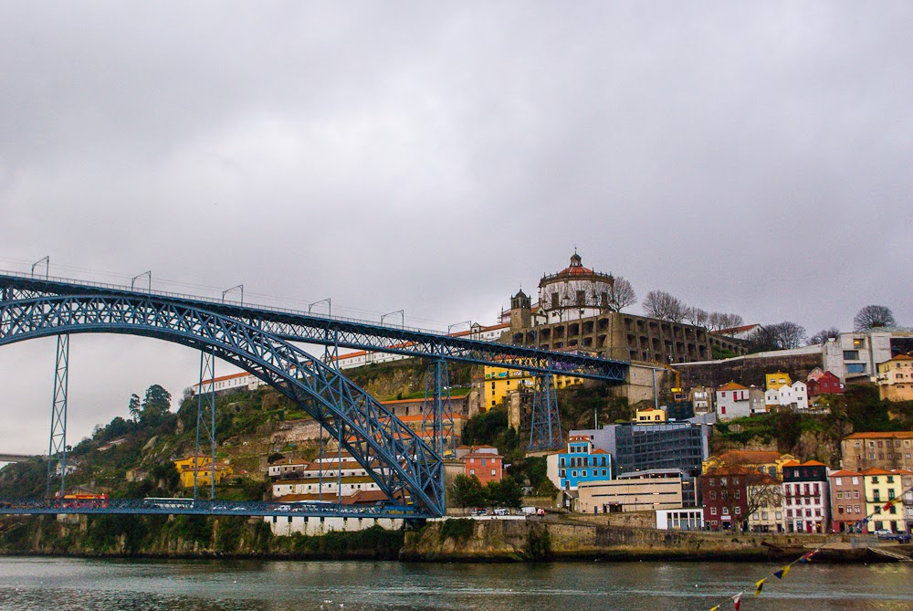 Luís bridge in porto