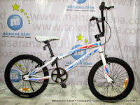 tengah wimcycle rocket 10 20 inci bmx bike