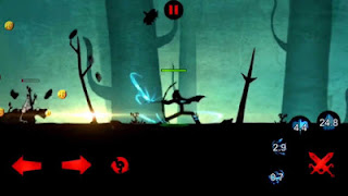 Download League of Stickman 2018 (MOD, Free Shopping)