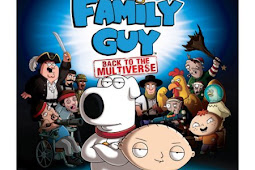 Family Guy Back To The Multiverse [2.63 GB] PS3 CFW