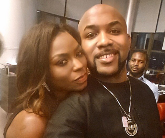 Is niyola dating banky w girlfriend