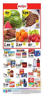 ⭐ Meijer Ad 8/18/19 ✅ Meijer Weekly Ad August 18 2019