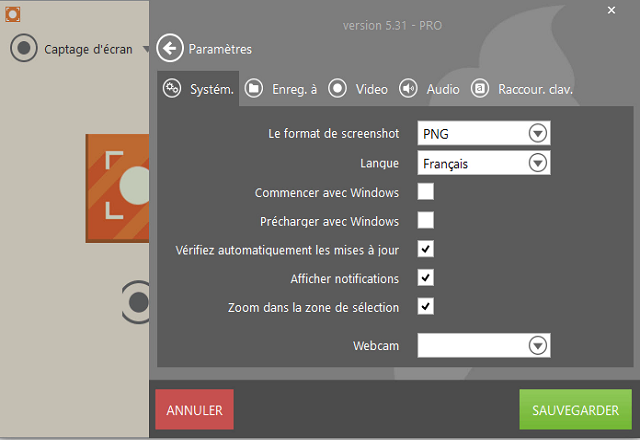 تحميل برنامج Icecream Screen Recorder 5.31 لتصوير  شاشة أجهزة الويندوز والأندرويد