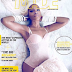 Singer Seyi Shay is sexy in lingerie on the cover of Made magazine
