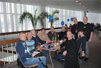 Встреча заточников на фестивале Невские Берега