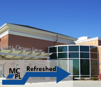 quince orchard with MCPL refreshed logo