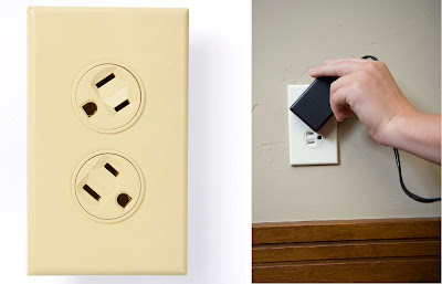 Creative Electrical Outlets and Modern Power Sockets (15) 5