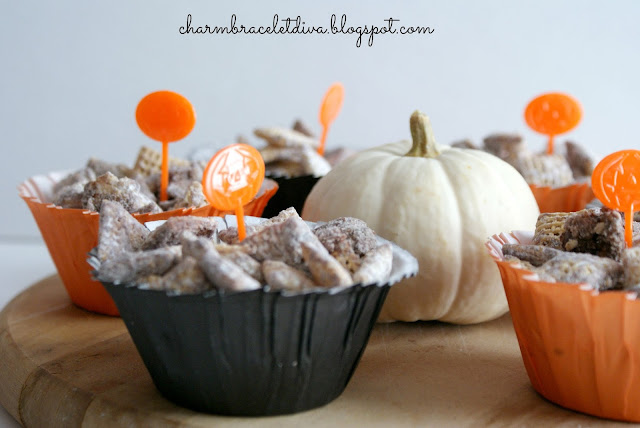 Muddy Buddy Puppy Chow Chex Mix recipe
