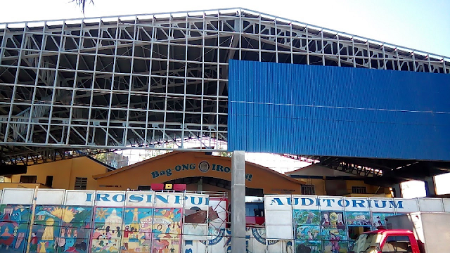 Irosin Auditorium