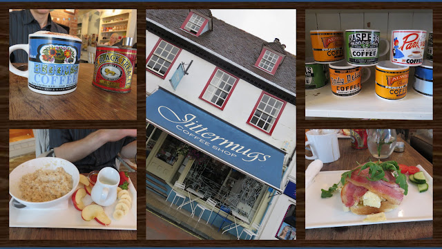 Eight Things to See in Faversham and Rochester on a Weekender Rail Ticket - Coffee at Jittermugs
