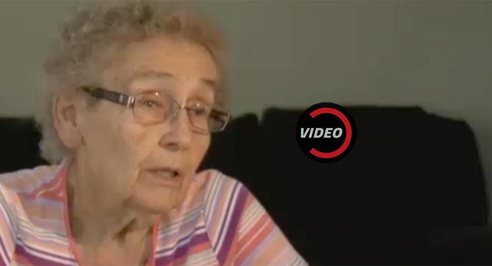 Older lady stolen