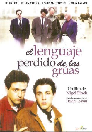 El lenguaje perdido de las grúas, film