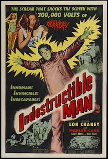 Indestructible Man (1956) / Poster