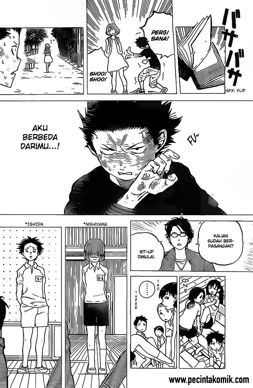 Koe no Katachi Chapter 04-4