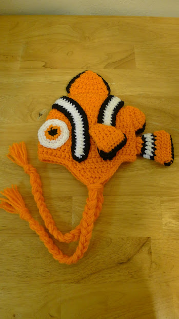 e1067386206c6 20+ Pattern Crochet Nemo Hat Pictures and Ideas on Meta Networks