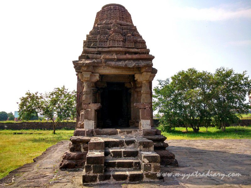 One of the Temples at Gondeshwar Temple in Sinnar near Nashik, Maharashtra
