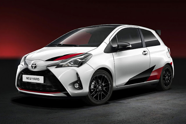 New Turbocharged Toyota Yaris - Subcompact Culture