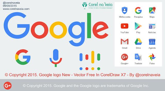 Google Novo Logo  G mais e outros
