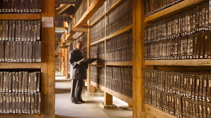 31. Tripitaka Koreana, South Gyeongsang, South Korea - 31 Incredible Libraries and Bookstores Around the World
