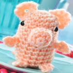 Patrones gratis cerdos amigurumi | Free amigurumi patterns pigs