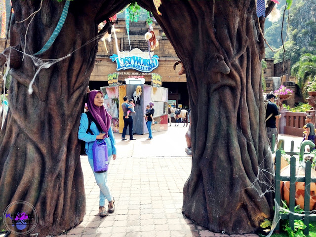 Camping Gaya Glamor di Lost World Of Tambun