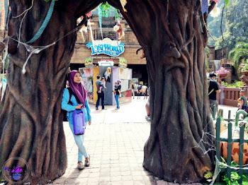 Camping Gaya Glamor di Lost World Of Tambun