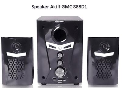 Harga-Speaker-GMC-888D1-Terkini