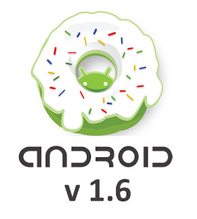 Android Donut - Version 1.6 of Android