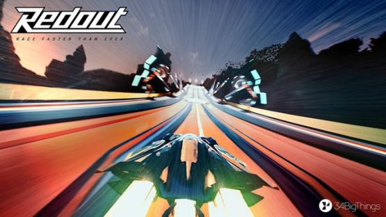 Redout Enhanced Edition Mars Pack screenshot 3
