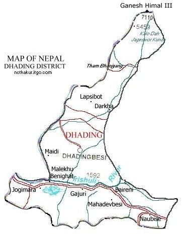Study on Impacts of Climate Change its' Adaptation and Mitigation from Central Development Region of Nepal