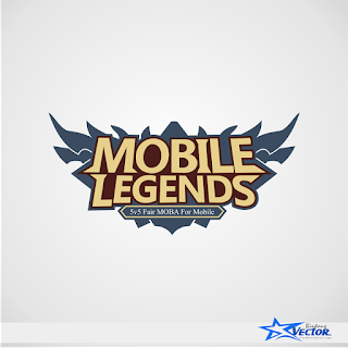 Mobile Legends Logo Vector cdr Download