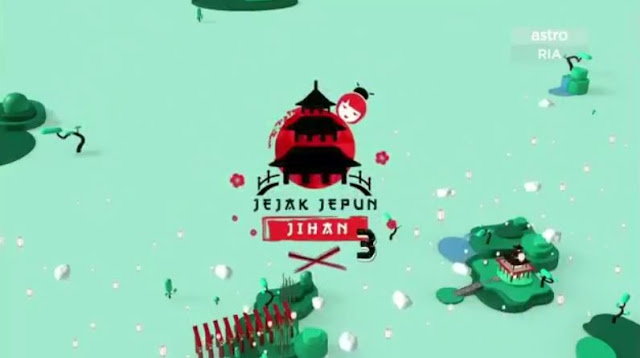 Jejak Jepun Jihan Musim 3