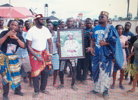 stella oduah son buried anambra state