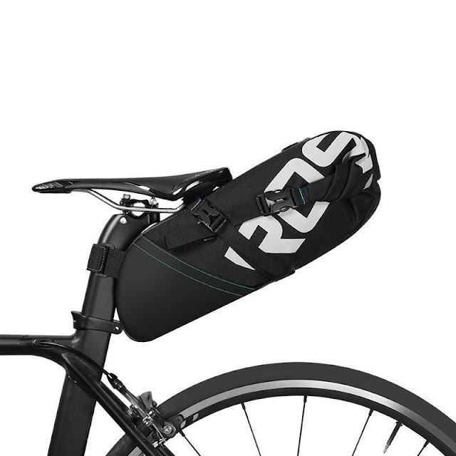Tail Rear Seat Bicycle Saddle Attachment Bag