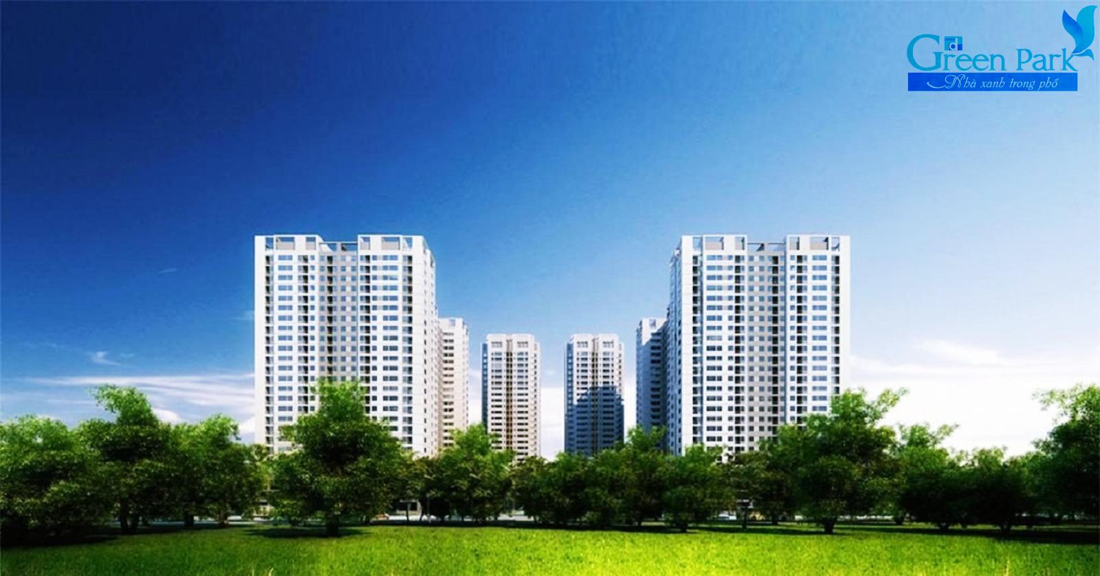 Đăng ký đặt mua căn hộ chung cư PD Green Park