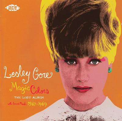 Lesley Gore - Magic Colors (The Lost Album With Bonus) 1967-1969