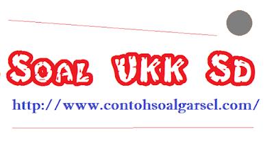Soal UAS Kelas 5 SD/Mi