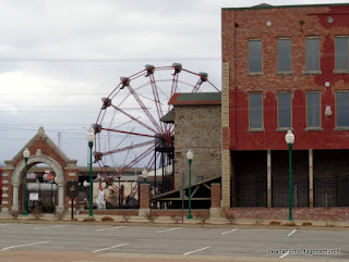 ferris wheel in fort smith