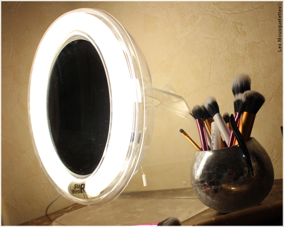 star miroir le miroir grossissant lumineux pour myopes blog. Black Bedroom Furniture Sets. Home Design Ideas